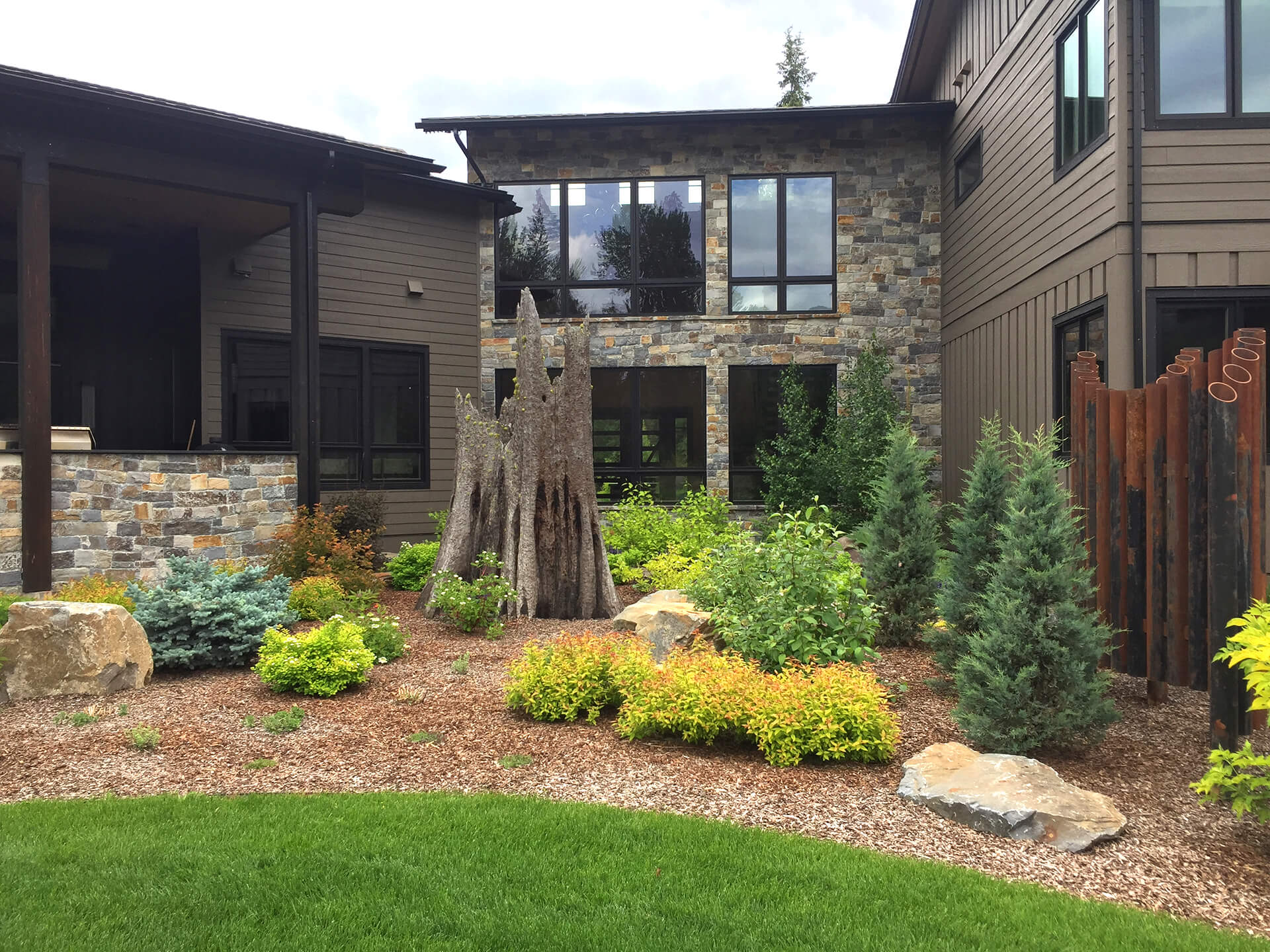 Valley View Contracting - Landscape design