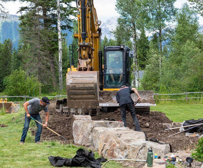 Valley View Contracting - Excavation contractors