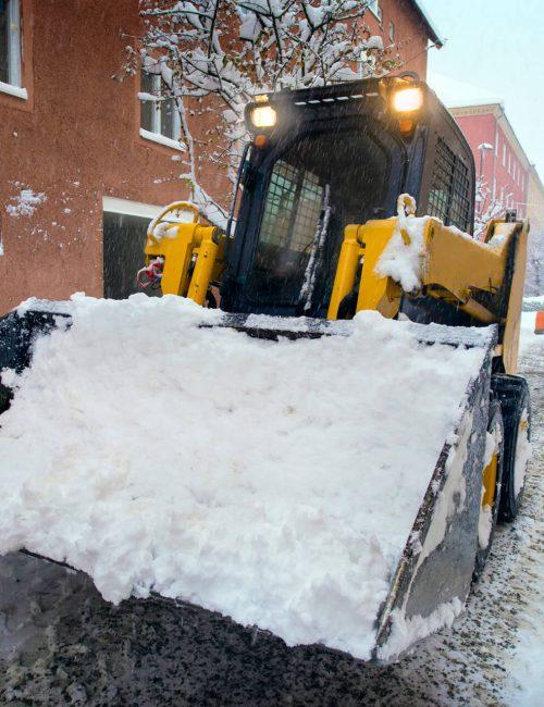 Snow removal & sanding fernie